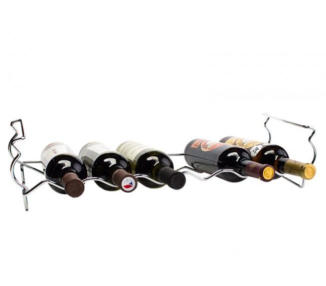 Stojan na víno na 6 lahví - SNV