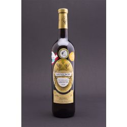 Sauvignon 2014, kabinetní, suché, Vinařství Krist Tomáš