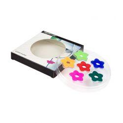 Ozdobné kroužky na sklenice - EA004