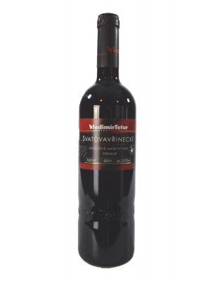 Svatovavřinecké 2011, jakostní víno , Vinařství Vladimír Tetur