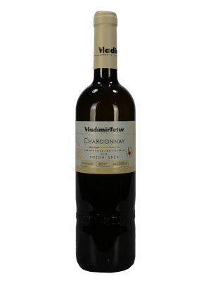 Chardonnay 2017, pozdní sběr, Vinařství Vladimír Tetur