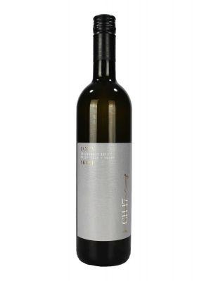 Chardonnay, pozdní sběr 2017, Vinařství Janův sklep
