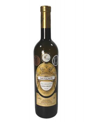 Sauvignon 2017, výběr z hroznů, Vinařství Krist Tomáš