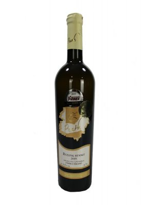 Chardonnay 2016, pozdní sběr, Vinařství Prath