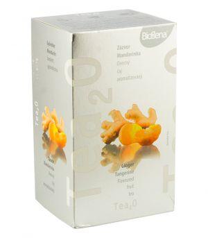 Tea2O, zázvor a mandarinka