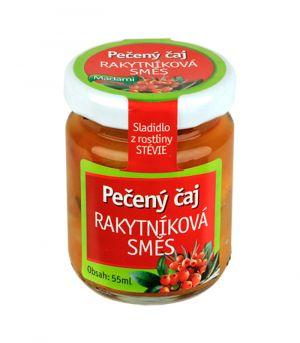 Pečený čaj, Rakytníková směs, Madami s.r.o.