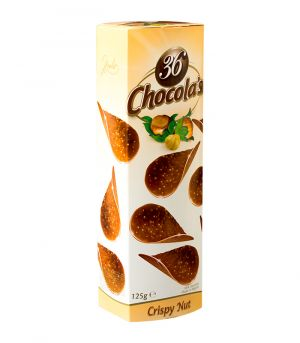Chocola´s Crispy Nut, Hamlet nv