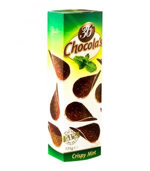 Chocolas Crispy Mint, Hamlet nv
