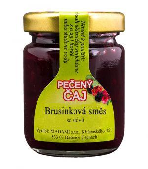 Pečený čaj, Brusinková směs, Madami s.r.o.