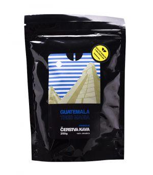 Čerstvá mletá káva Guatemala Tres Maria, Arabica, Michal Jirek