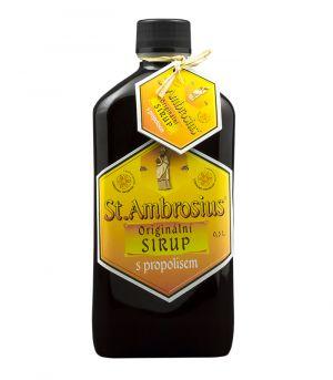 Sirup s propolisem 0,5 l