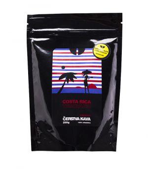 Costa Rica Tarrazu čerstvá mletá káva Michal Jirek 250 g