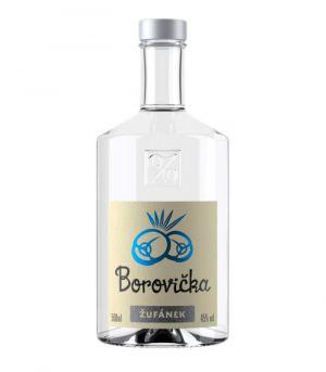 Žufánek Borovička 0,5 l