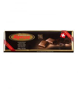 Premium hořká čokoláda, Chocolat Alprose