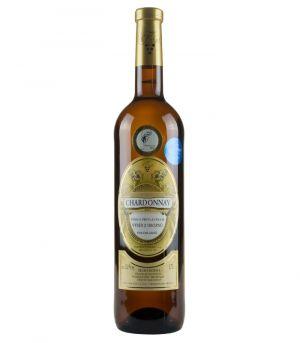 Chardonnay 2015, výběr z hroznů, Vinařství Krist Tomáš