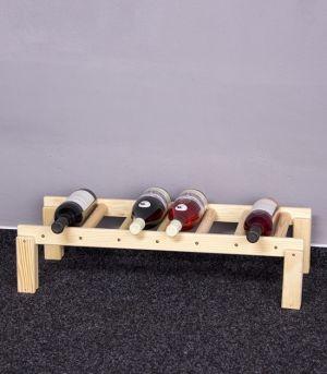 Stojan na víno na 6 lahví - RV11