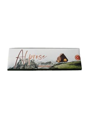 Premium hořká čokoláda s celými lískovými ořechy, Chocolat Alprose
