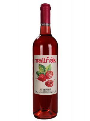 Malinové víno