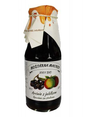 Mošt - MAURER-Arónie (Jeřabina) s jablkem