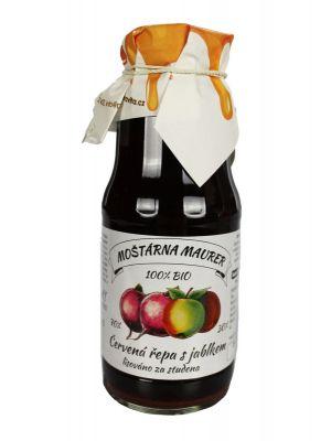 Mošt - MAURER-Červená řepa s jablkem