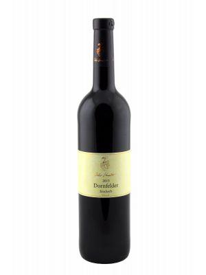 Dornfelder feinherb 2015, Vinařství Weingut Knodt – Trossen