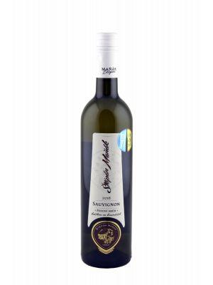 Sauvignon 2016, pozdní sběr, Vinařství Maňák