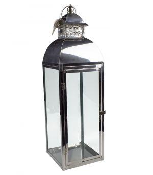 Kovová lucerna - LT0134v