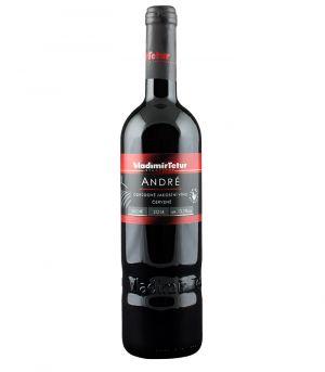 André 2014, odrůdové jakostní víno, Vinařství Vladimír Tetur