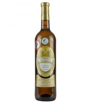 Sauvignon 2015, pozdní sběr, Vinařství Krist Tomáš