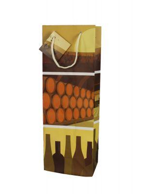 Taška na víno - VINOHRAD