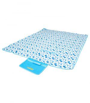 Apollo pikniková deka, modrá, voděodolná Pikniková deka PD002