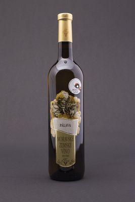 Vinařství Krist Tomáš, Pálava, zemské víno, 0,75l
