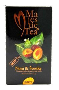 Majestic Tea, Noni a švestka, Biogena CB
