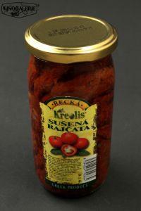 Řecká sušená rajčata, Kreolis