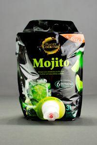 Nealkoholický nápoj MOJITO 3l