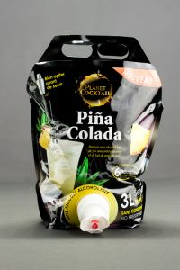 Nealkoholický nápoj PIŇA COLADA 3l