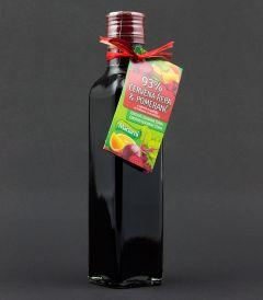 Červená řepa & Pomeranč Madami 93%, 250ml