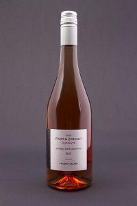 Frizzante, Pinot & Zweigelt 2013, Vinařství Kubík