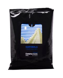 Čerstvá zrnková káva Guatemala Tres Maria, Arabica, Michal Jirek
