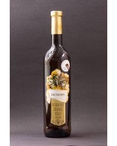 Sauvignon, zemské víno, Vinařství Krist Tomáš