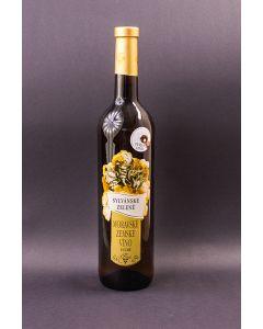 Sylvánské zelené, zemské víno, Vinařství Krist Tomáš