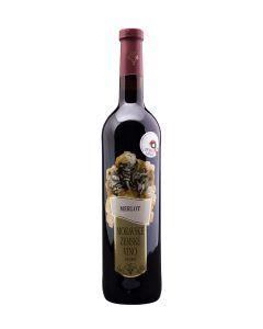 Merlot, zemské víno, Vinařství Krist Tomáš