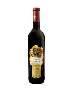Cabernet Sauvignon, zemské víno, Vinařství Krist Tomáš