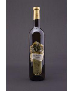 Veltlínské zelené, zemské víno, Vinařství Krist Tomáš