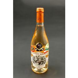Cabernet Sauvignon rosé 2012, výběr z hroznů, Kristovy poklady, Vinařství Krist Tomáš