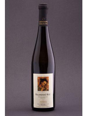 Rulandské bílé 2014, zemské, Adámkovo vinařství
