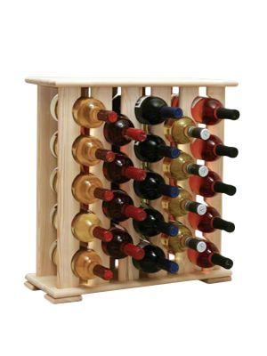 Stojan na víno na 23 lahví - VN