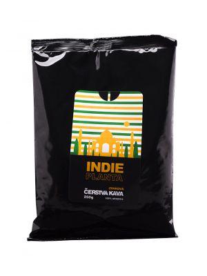 Čerstvá zrnková káva Indie Planta, Arabica, Michal Jirek