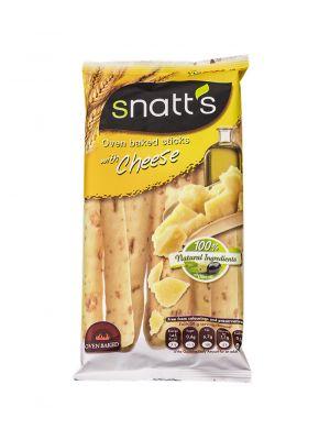 Chlebové tyčinky se sýrem a olivovým olejem, Snatts, Grefusa, Španělsko