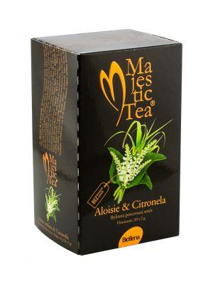 Majestic Tea, Aloisie a Citronela, Biogena CB